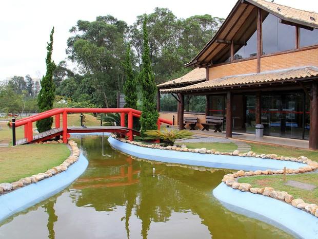 Parque Centenário de Mogi das Cruzes (Foto: Guilherme Berti/ PMMC)