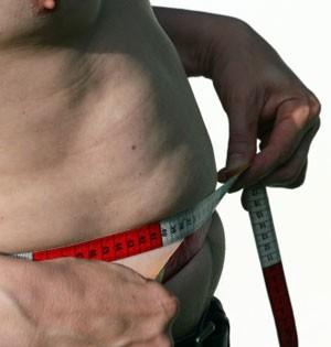 'Gordinho saudável' é mito, segundo estudo (Foto: BBC)