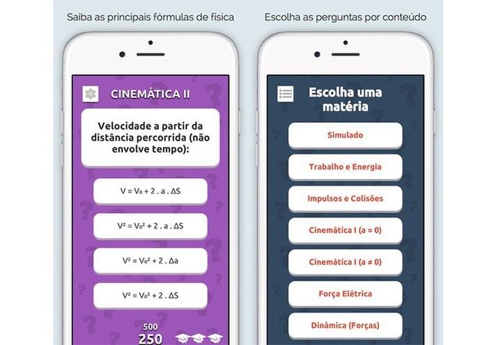 Aprenda e decore as formulas de maneira mais fácil e divertida (Foto: Reprodução/TechTudo)