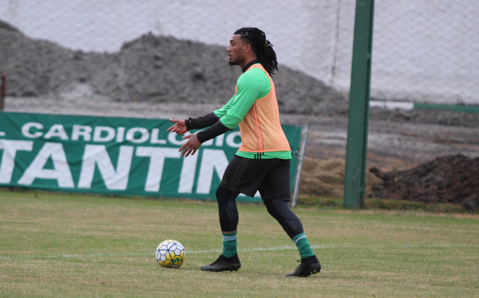 Kazim Coritiba (Foto: Divulgação/Coritiba)