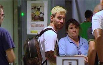 """Bauza diz que irá buscar soluções para que Messi não seja o """"salvador"""""""