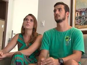 Casal teve sintomas da doença após ingerir peixe em moqueca (Foto: Reprodução/TV Bahia)