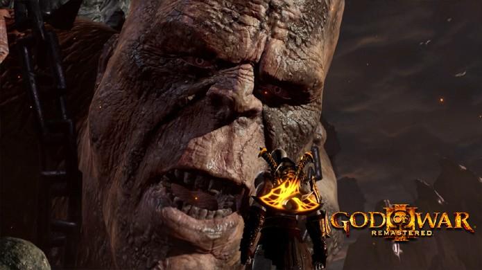 Em God of War 3 o protagonista Kratos enfrentou deuses e titãs para ter sua vingança (Foto: Divulgação)