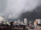 Inmet emite alerta de chuvas fortes no Vale e região bragantina