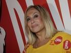 Susana Vieira comenta novo visual: 'É como se fosse uma oca de índio'