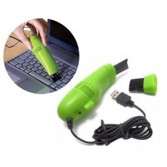 Alguns kits contam até com um mini-aspirador USB (Foto: Divulgação)
