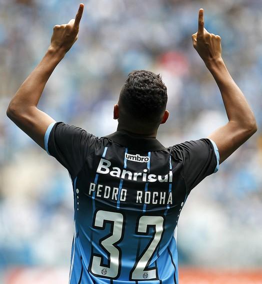 o cara (Lucas Uebel/Divulgação Grêmio)