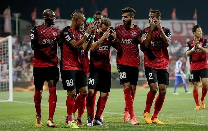 BLOG: Pé-quente, Wesley Safadão vê vitória do Al Ahli com gols de Ciel e Éverton Ribeiro
