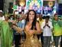 Carmen Mouro não participará do ensaio técnico da Mocidade