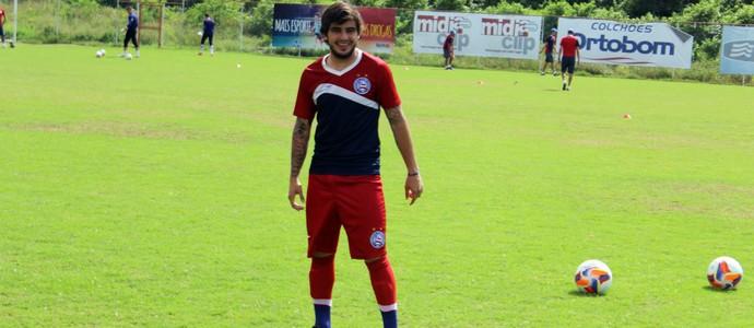 João Paulo; Bahia (Foto: Divulgação/EC Bahia)