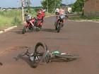 Ciclista morre após ser atingido por carro na zona norte de Ribeirão Preto