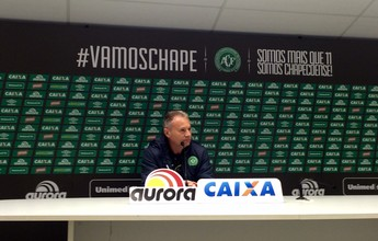 """Vice de futebol desconhece definição de Guto, mas afirma: """"Creio que fica"""""""