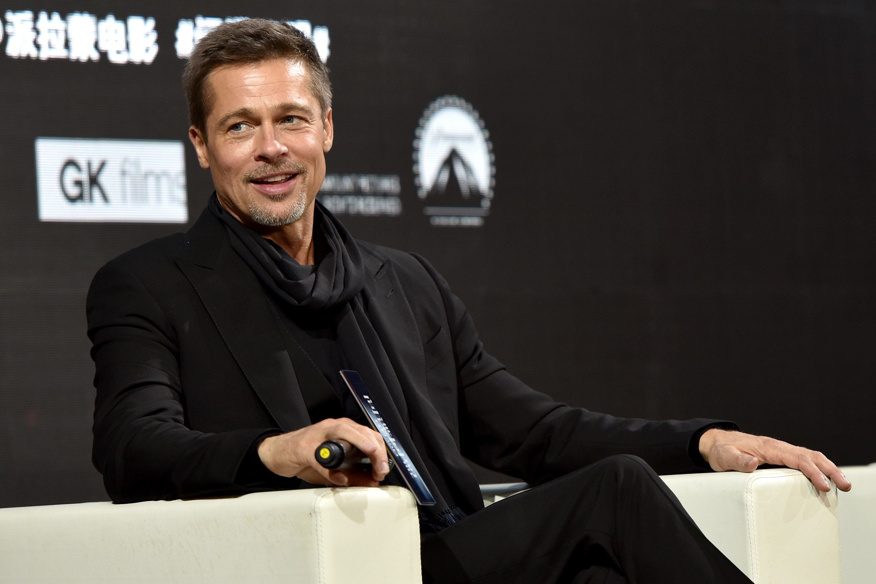 Brad Pitt (Foto: Emmanuel Wong/Getty Images)