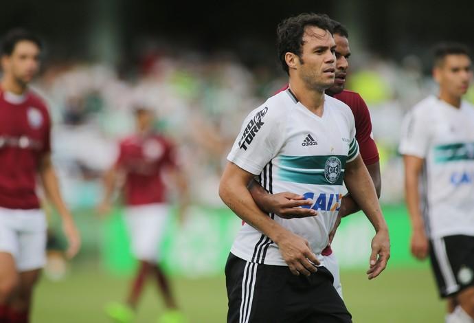 Kleber Coritiba JMalucelli (Foto: Giuliano Gomes/Agência PR Press)
