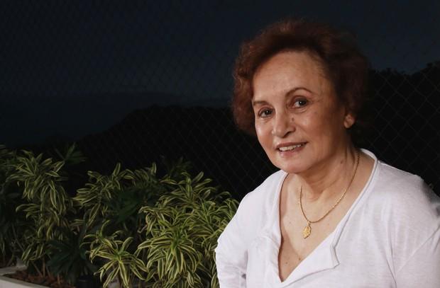 Joana Fomm  (Foto: Isac Luz / EGO)