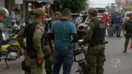 Polícia Militar divulga balanço da 'Operação Tiradentes'