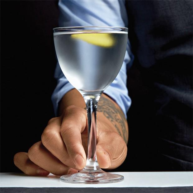 Gim: a bebida do momento (Foto: Graydon Michael)