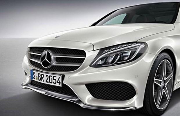 Mercedes Clase C AMG 2014 (Foto: Mercedes-Benz)