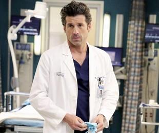 Patrick Dempsey em 'Grey's Anatomy' | Reprodução
