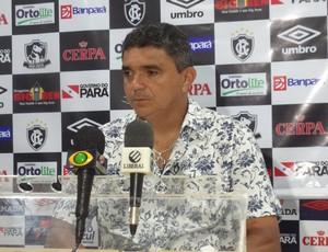 Flávio Araújo Remo (Foto: GLOBOESPORTE.COM)