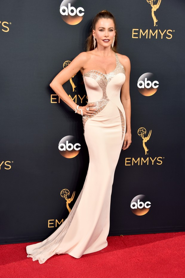 Sofia Vergara no Emmy's (Foto: Getty Images)