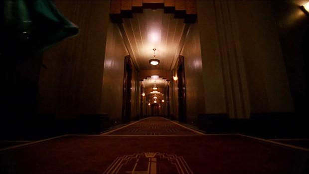 Por dentro do cenário da série American Horror Story (Foto: Reprodução)