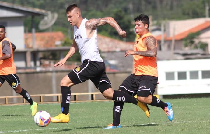 Roger Guedes Criciúma atacante (Foto: Fernando Ribeiro / Criciúma EC)