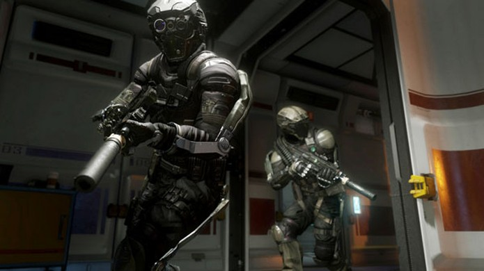 Multiplayer de Call of Duty: Advanced Warfare promete muitas mudanças nos combates (Foto: Gematsu)