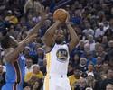 Warriors arrasam Thunder com direito a show de Durant contra sua ex-equipe