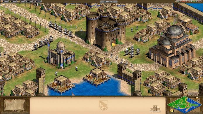 Conheça todos os cheats da série Age of Empires (Foto: Divulgação/Microsoft)
