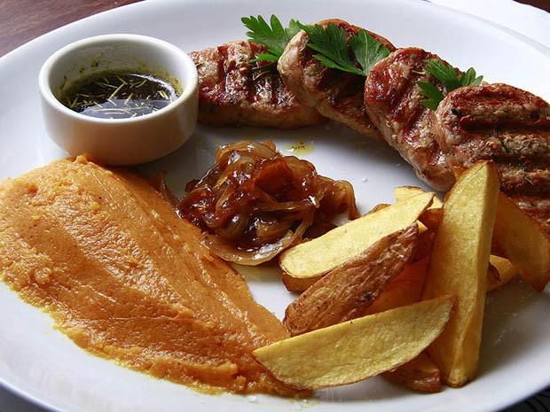 Filé Mingon do restaurante Amaro é um dos pratos do festival (Foto: Sérgio Lobo / Restaurant Week)