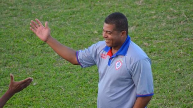 Laelson Lopes é demitido do Itabaiana (Foto: Felipe Martins / GLOBOESPORTE.COM)