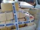 Adepará apreende mais de 200 kg de queijo clandestino em Parauapebas