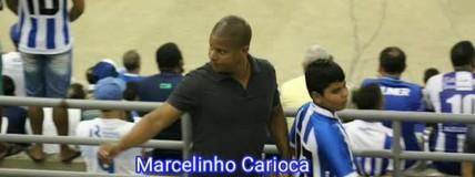 Marcelinho Carioca fala sobre parceria com o CSA