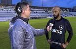 Bruno Silva analisa derrota para a Ponte e diz que time já deve pensar no próximo jogo