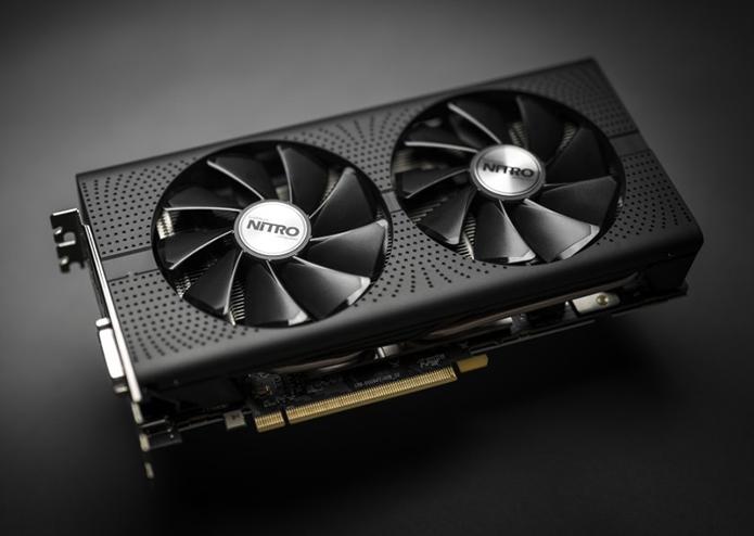 Placa Nitro da Sapphire é considerada a melhor edição da Radeon RX 480 no momento (Foto: Divulgação/Sapphire)