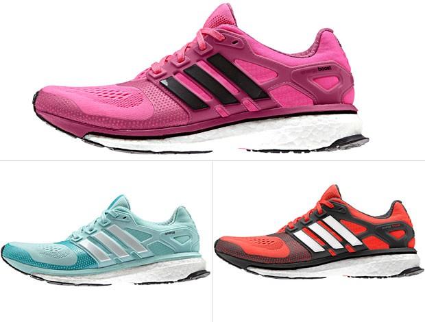 size 40 14795 e7068 Montagem Adidas Energy Boost (Foto  Editoria de arte). Testamos Adidas  Energy Boos eu atleta ...