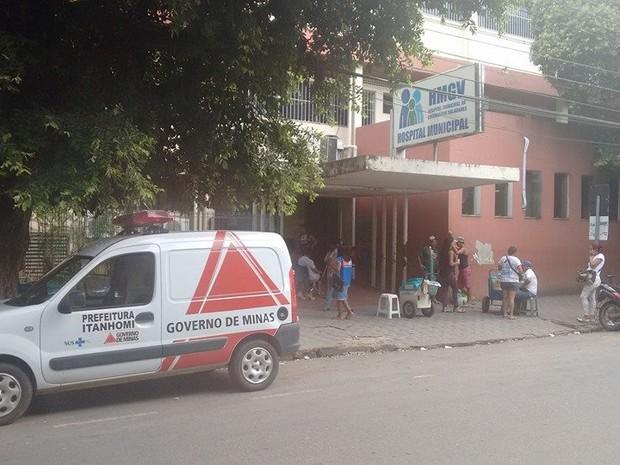 Hospital Municipal deverá ser gerido pela UFJF com recursos do governo federal. (Foto: Diego Souza/G1)