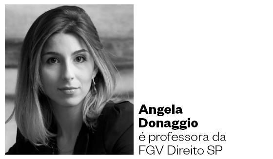 Angela Donaggio (Foto: Divulgação)