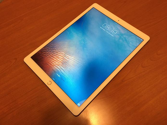 iPad Pro tem novas funcionalidades e acessórios (Foto: Thiago Barros/TechTudo)