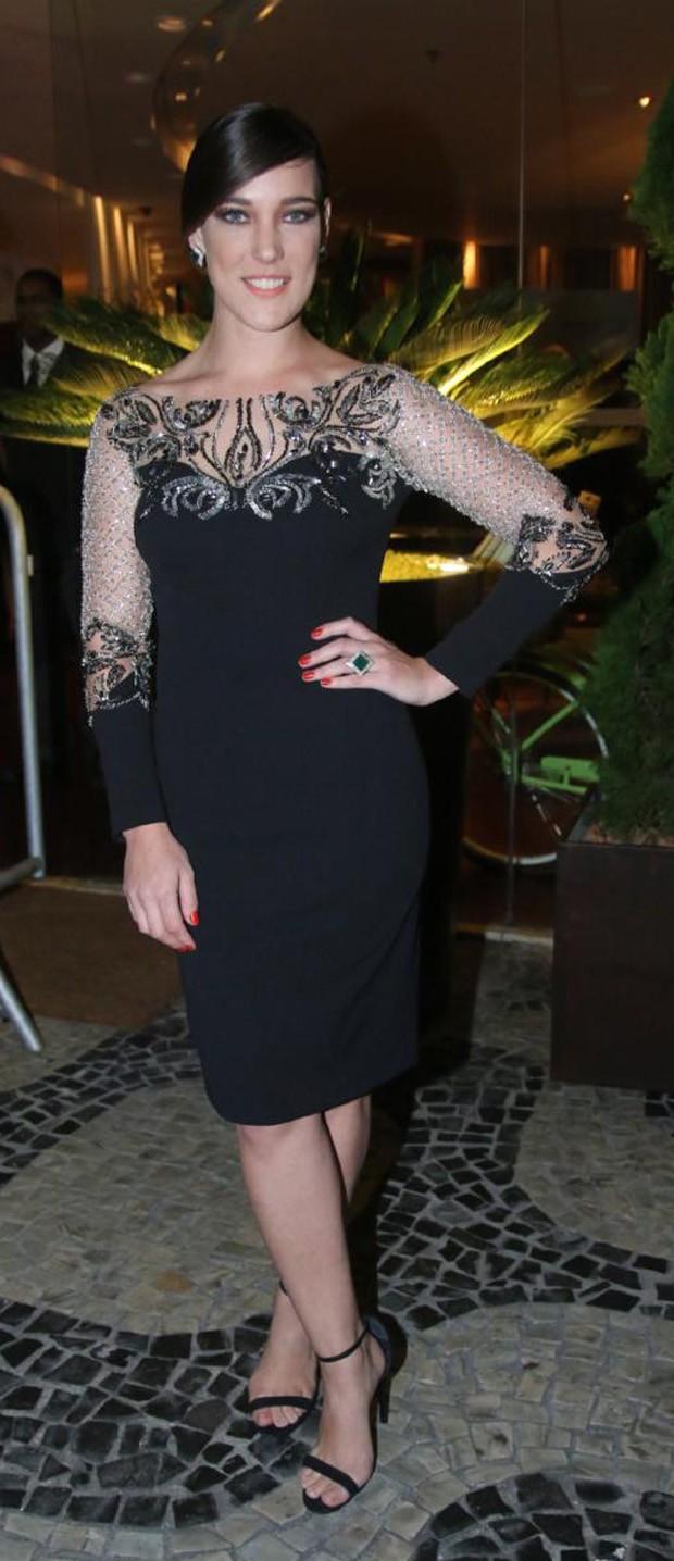 Adriana Birolli (Foto: Daniel Pinheiro /AgNews)