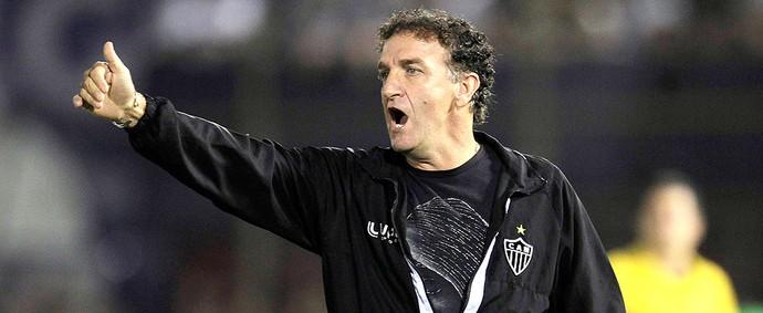 Cuca Atlético-MG decisão Libertadores Olimpia (Foto: Reuters)