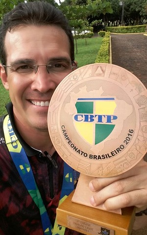 Fernando Campelo, tiro prático, Petrolina (Foto: Fernando Campelo / Arquivo Pessoal)