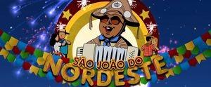 São João do Nordeste (Foto: Arte/Globo Nordeste)
