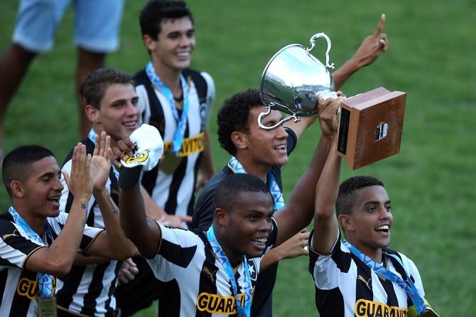 Botafogo Juniores (Foto: Satiro Sodré / Botafogo)