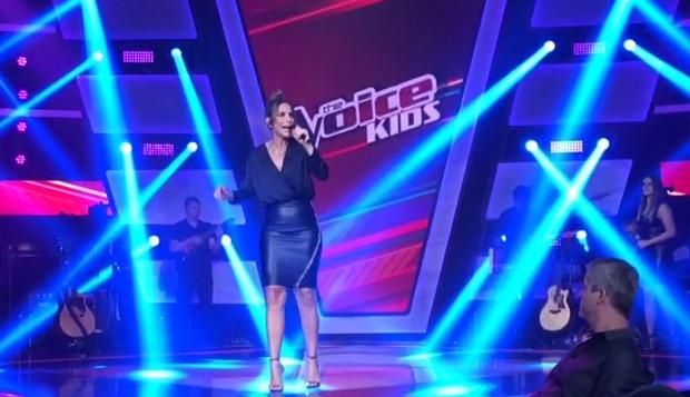 Gugu Estreia Com Os Filhos No Palco Que Bom Que Ele: Ivete Sangalo Fala Que Filho é Viciado Em 'The Voice Kids