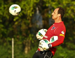 Rog&#233;rio Ceni (Foto: Luiz Pires / VIPCOMM)