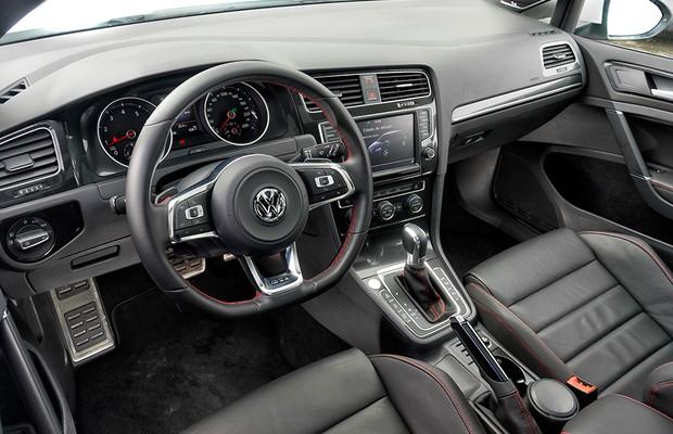 Interior é um triunfo da ergonomia: há ajustes amplos para motoristas das mais diferentes alturas (Foto: Leo Sposito/Autoesporte)