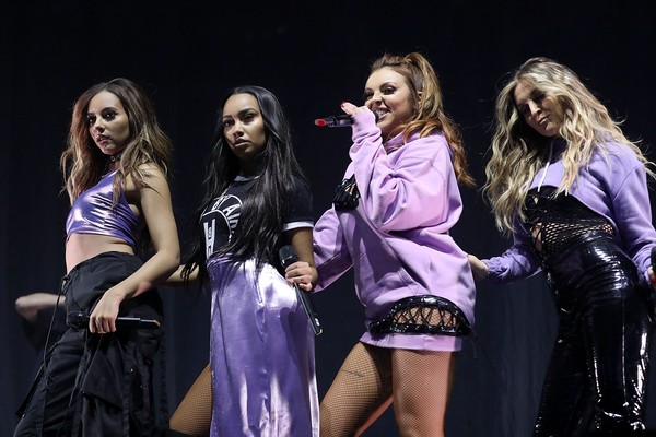 As cantoras da girl band Little Mix (Foto: Getty Images)