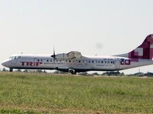 Nova aeronave tem quase o dobro de capacidade do que o antigo (Foto: Roberto Jóia / Prefeitura de Campos)